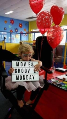 Move and Groove Mondays