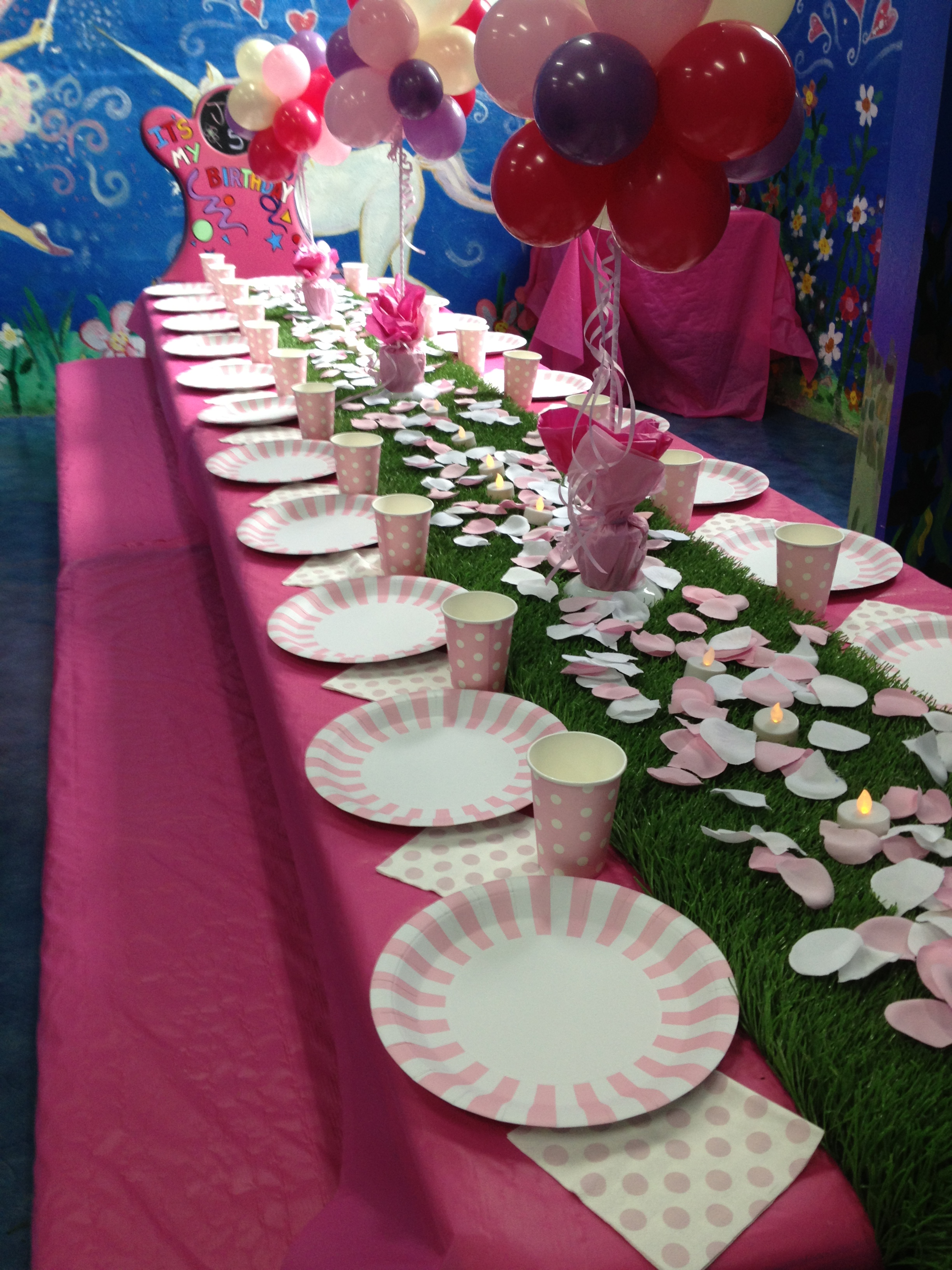 princess fairy party