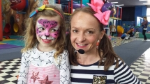 More great face painting