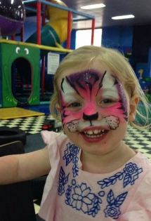 Some More Face Painting