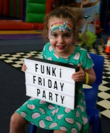 Funky Fridays- we will see you there?