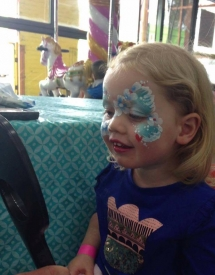 Great Face Painting!